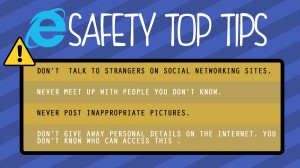 E-Safety tips